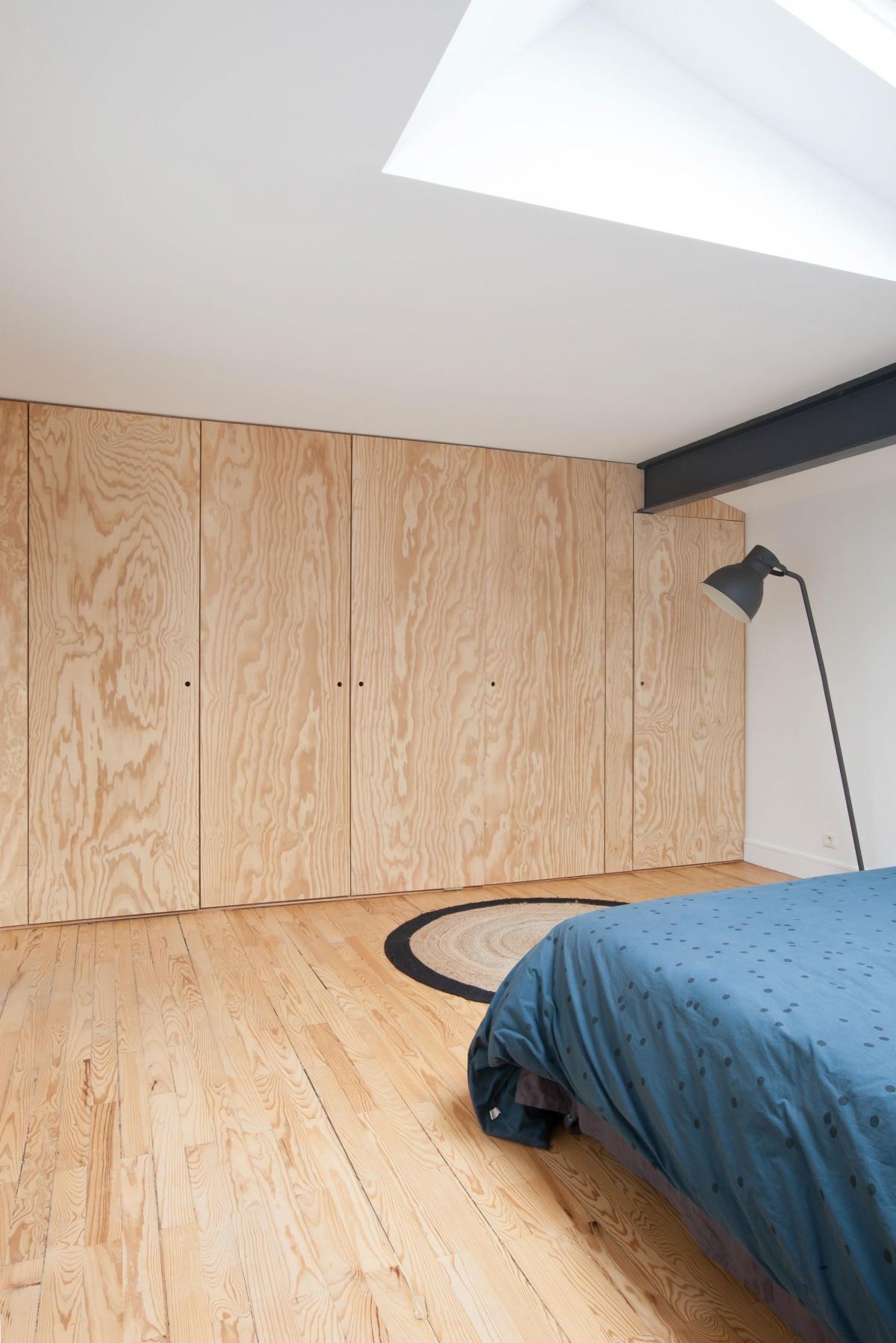 Maison P : Chambre 3