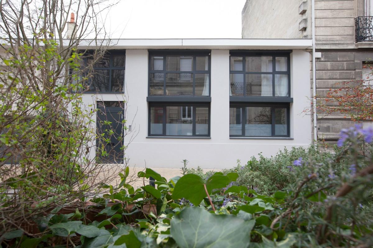 Maison P : Facade 1