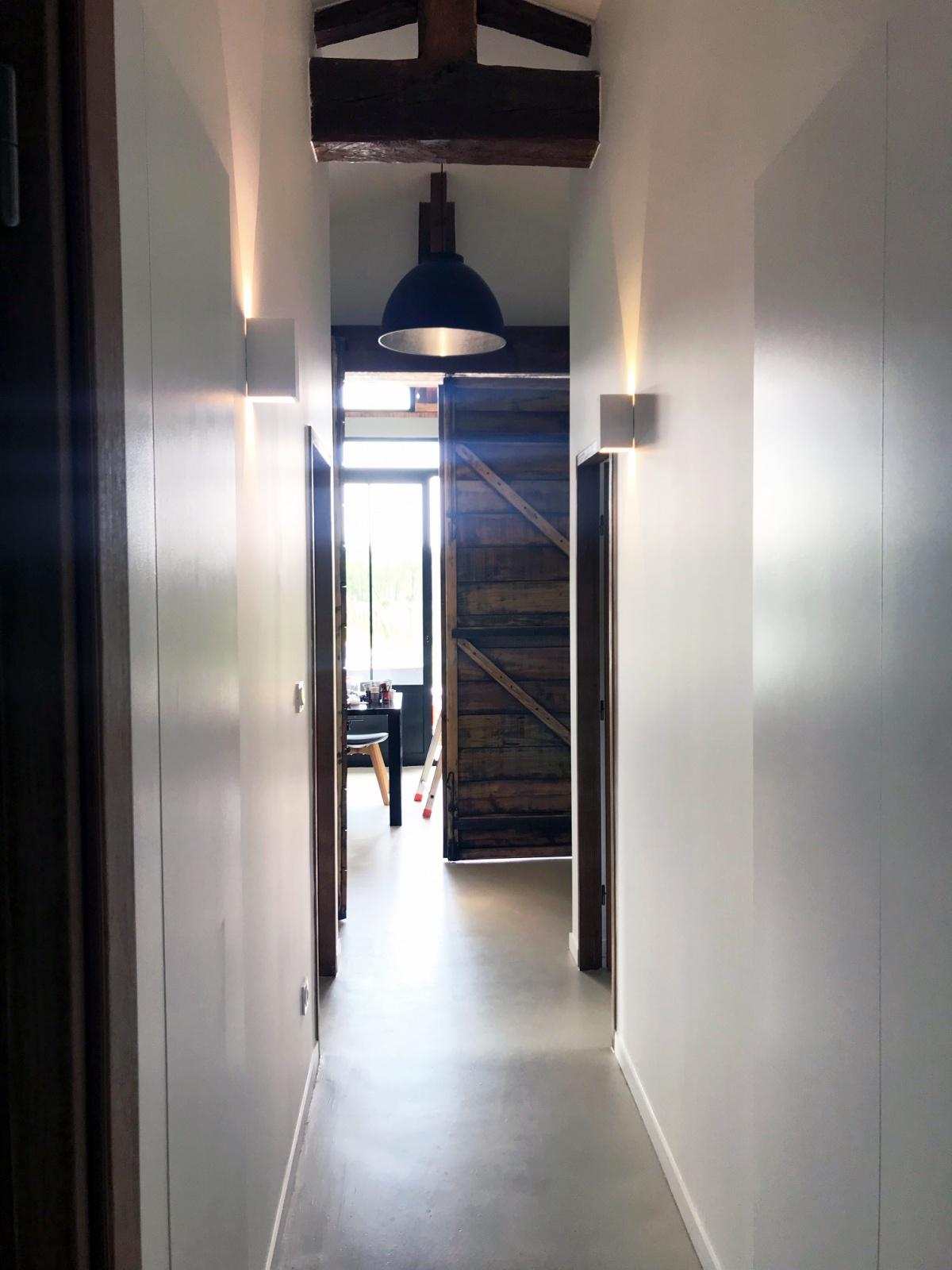 La canopée des Landes : couloir2.jpg