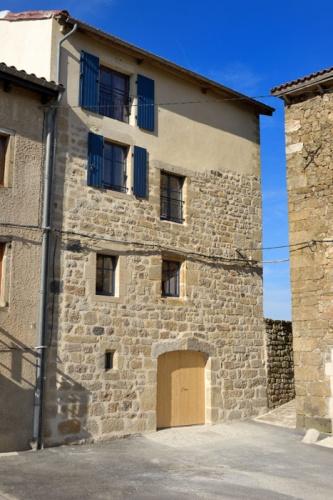 Maison de village : travaux-maison-construction-renovation-extension-decoration-almuneauarchitecteurs-facade-garage.jpg