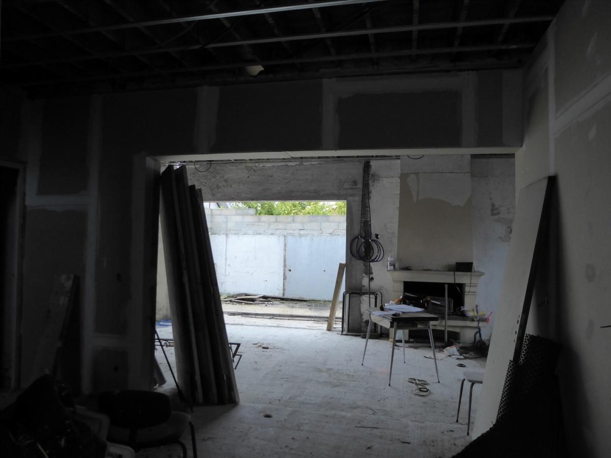 Rnovation Et Extension Dune Villa Annes 30 Mrignac 2018 Intrieur