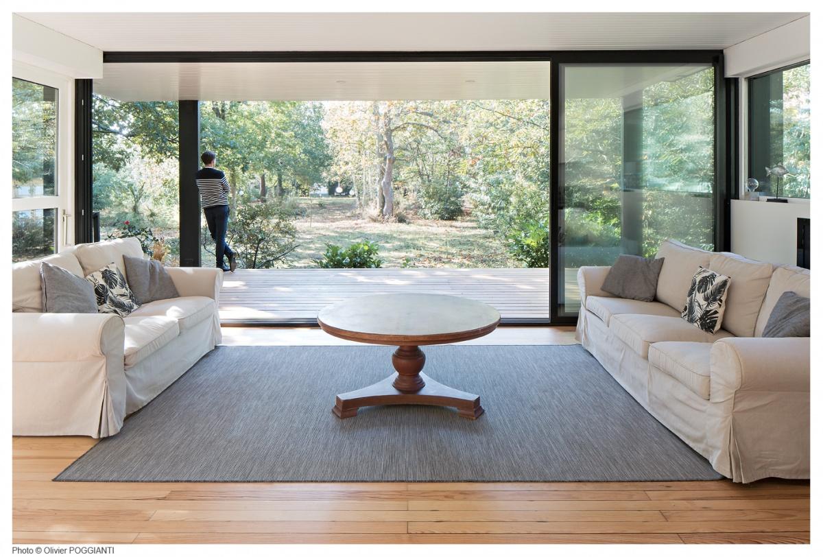 Réhabilitation et extension d'une Maison Boulon en bois : IMG_0056 copie