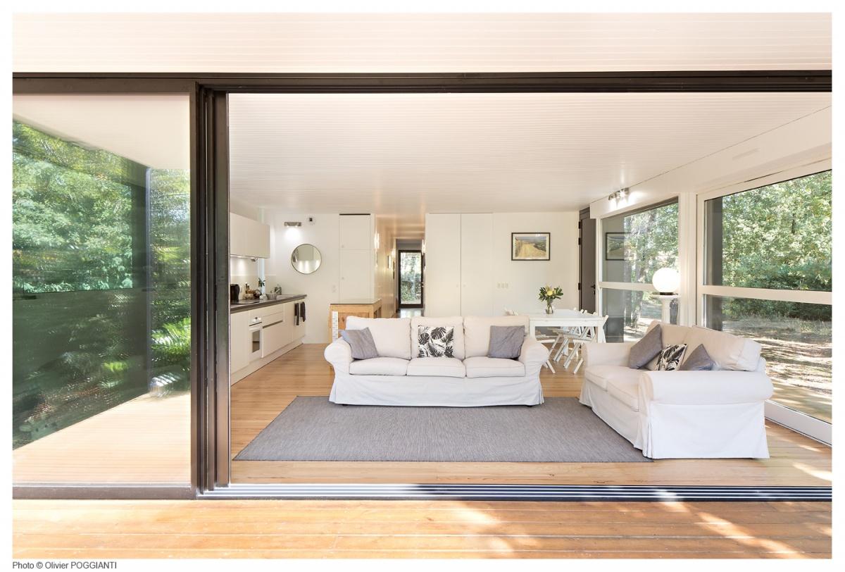 Réhabilitation et extension d'une Maison Boulon en bois : IMG_0099 copie