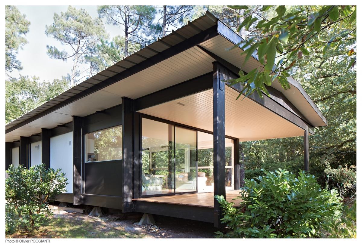 Réhabilitation et extension d'une Maison Boulon en bois : IMG_0121 copie copie