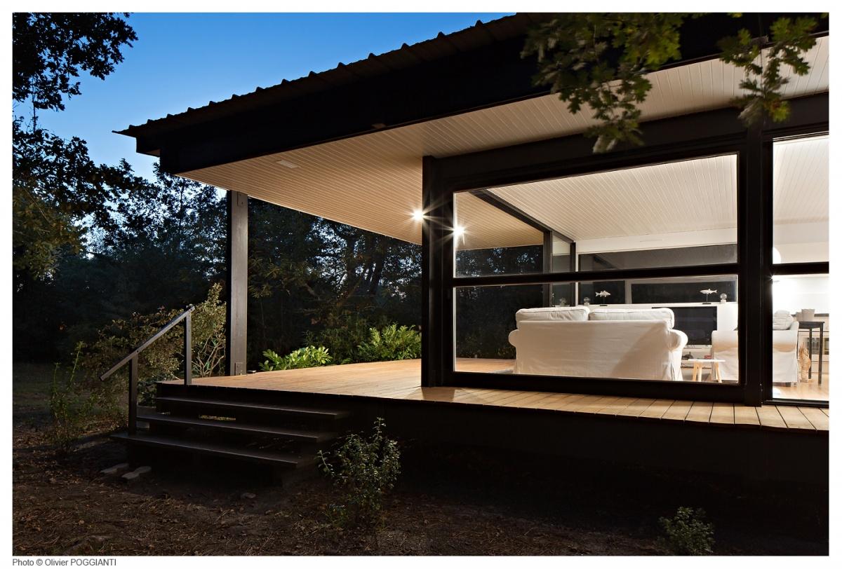 Réhabilitation et extension d'une Maison Boulon en bois : IMG_0203 copie