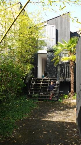 Réhabilitation d'une maison sur pilotis à Lacanau : DSCF5971 site2