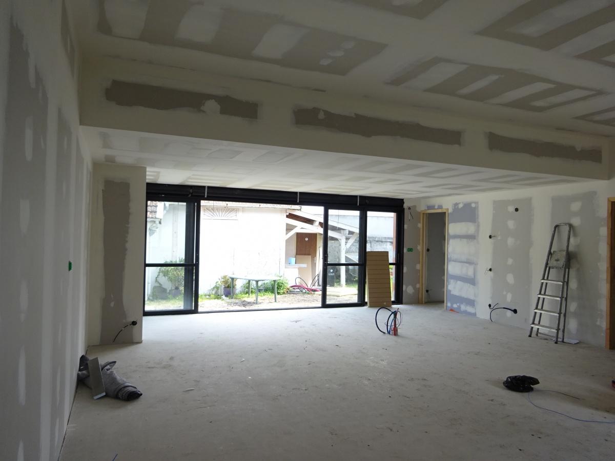 Réhabilitation et extension d'une maison du Bassin : DSC06650.JPG