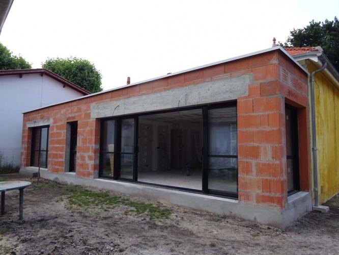 Réhabilitation et extension d'une maison du Bassin : DSC06668réduit