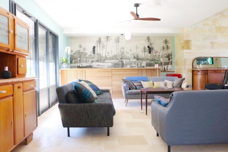 Projet ROU : LUSSAC-SAINT-EMILION-rehabilitation-renovation-maison-individuelle-grange-surelevation-extension-piscine-interieur-5