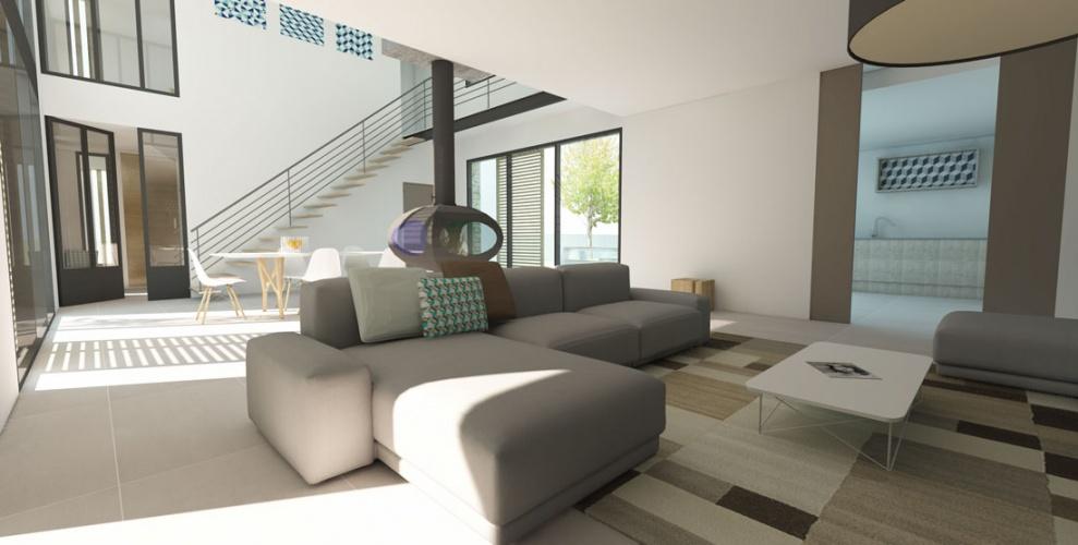 Projet BOU : LISTRAC-MEDOC-Construction-maison-individuelle-villa-neuve-permis-de-construire-atchitecture-interieur-3