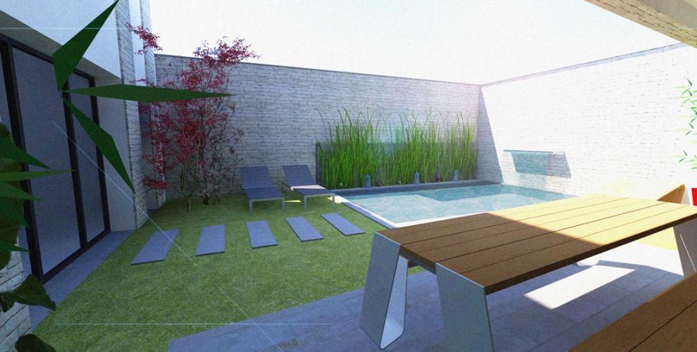 Projet BAL : BORDEAUX-CAUDERAN-rehabilitation-maison-individuelle-extension-surelevation-piscine-3