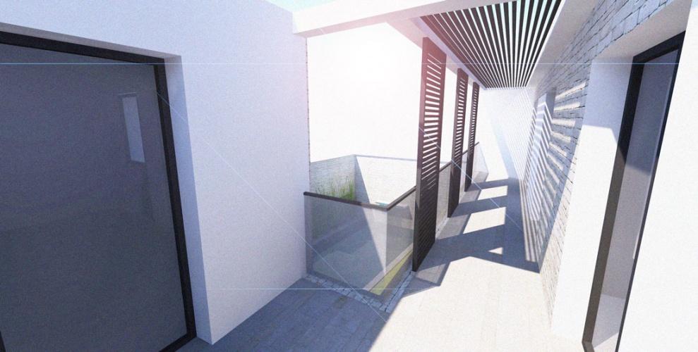 Projet BAL : BORDEAUX-CAUDERAN-rehabilitation-maison-individuelle-extension-surelevation-piscine-5