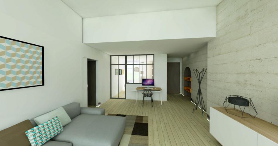 Projet - SNC : BORDEAUX-renovation-appartement-particulier-cours-de-l-intendance-3