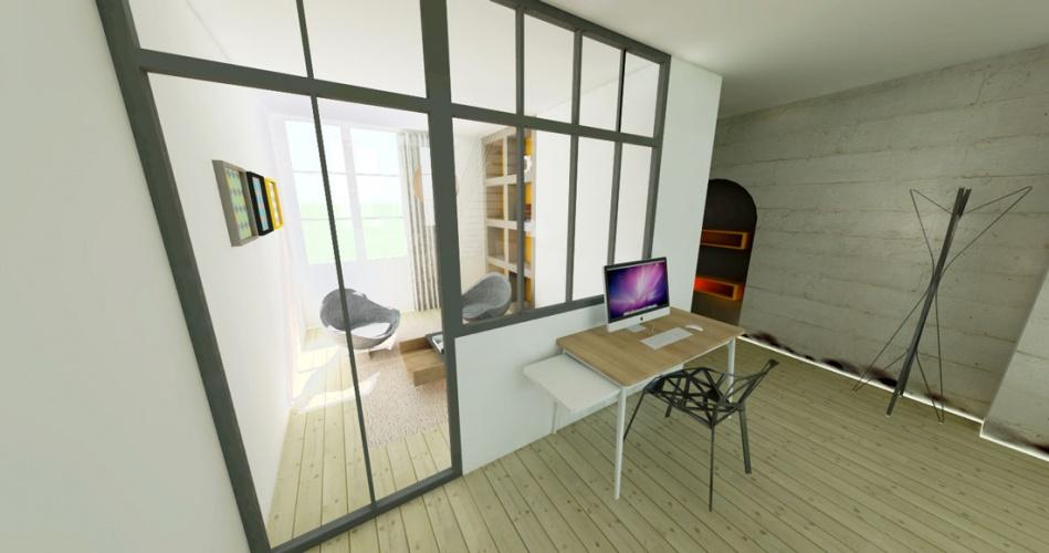 Projet - SNC : BORDEAUX-renovation-appartement-particulier-cours-de-l-intendance-6
