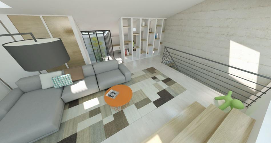 Projet - SNC : BORDEAUX-renovation-appartement-particulier-cours-de-l-intendance-9