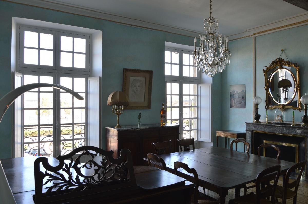 Immeuble Legendre : réhabilitation d'un appartement au 2ème étage