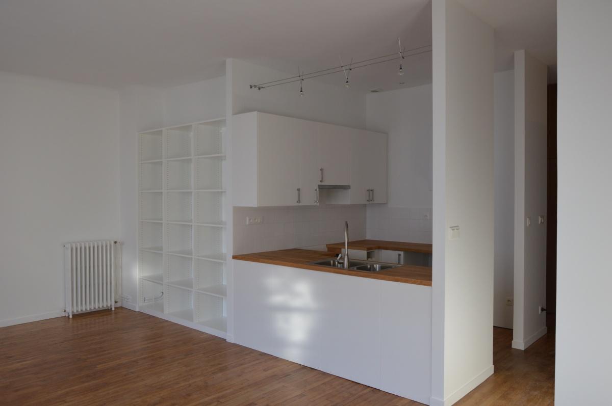 Immeuble Jeffery : réhabilitation de deux appartements : CSC_0238