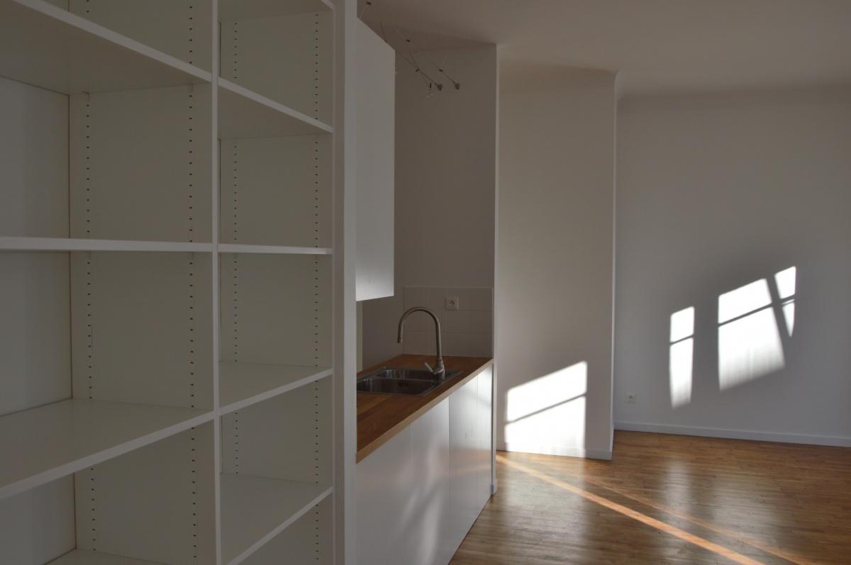 Immeuble Jeffery : réhabilitation de deux appartements : CSC_0369