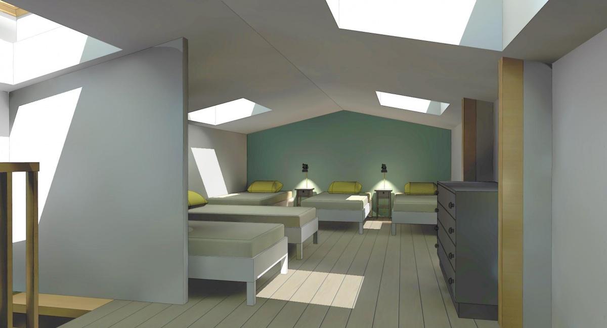 La maison de vacances : 3D 7