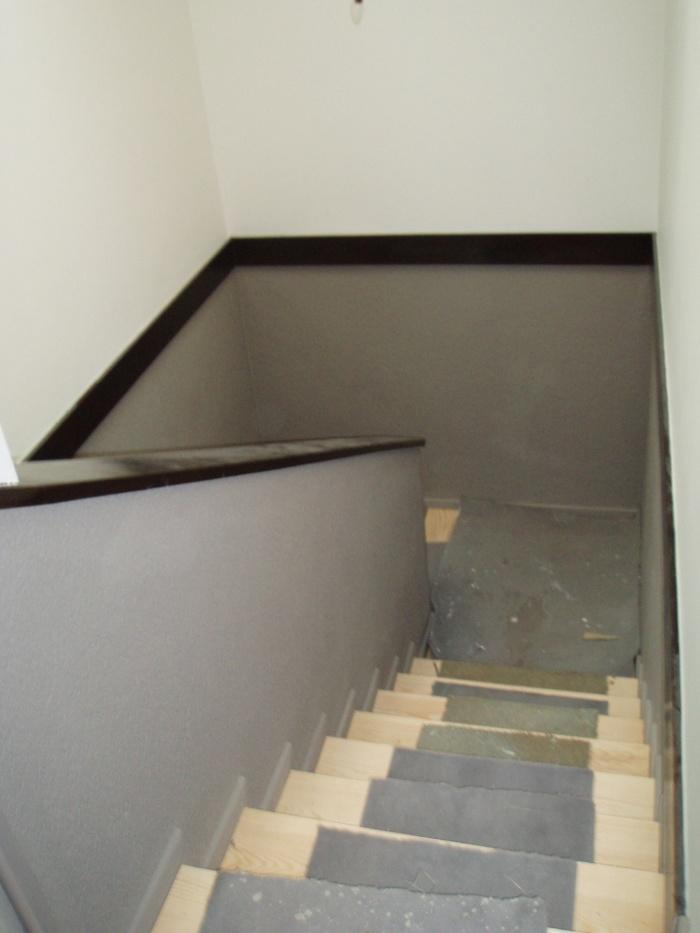 Architectes choppe revisit e bordeaux - Papier peint pour couloir et cage d escalier ...