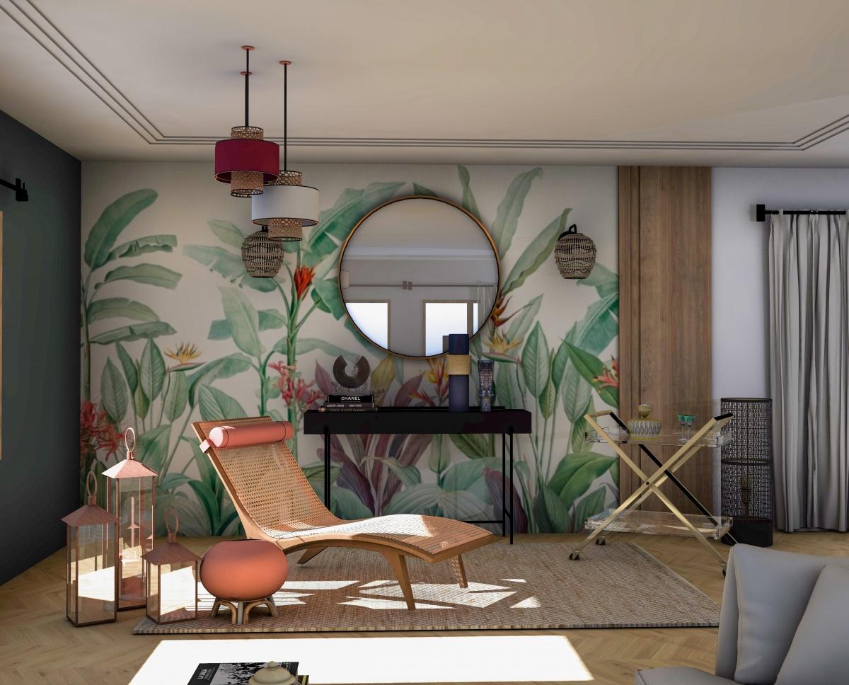 Appartement Bordeaux : SketchUHHp-min