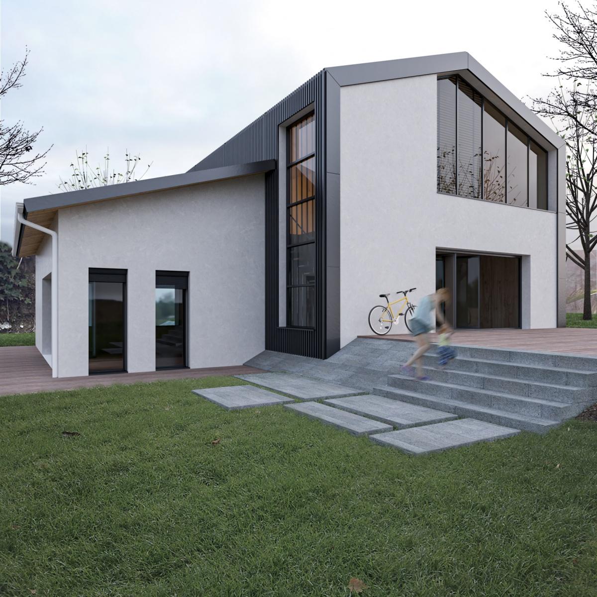 Maison Modern