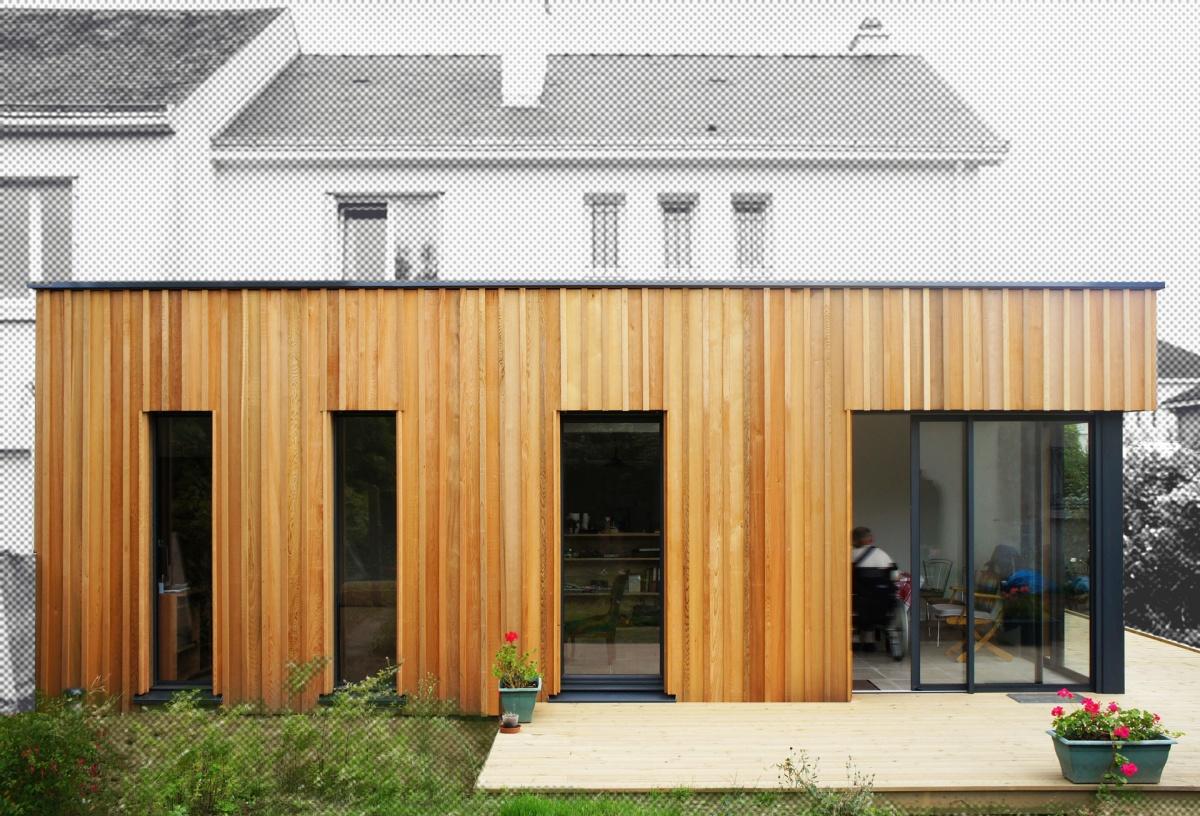 Un projet réalisé par Manoly  MKH architecte