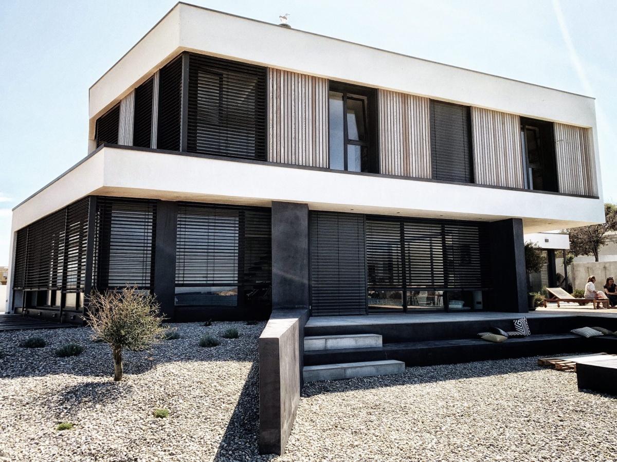 Un projet réalisé par Hept'Arts Architecture
