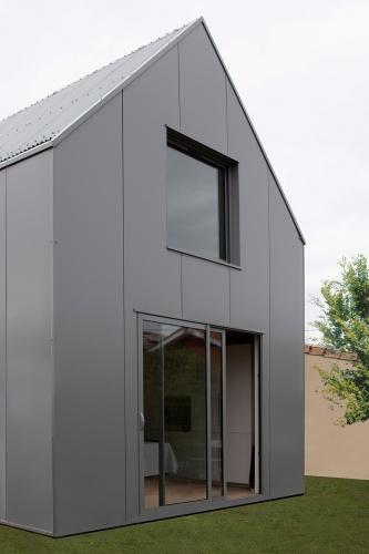 Construction d'une maison individuelle à Cenon : 05