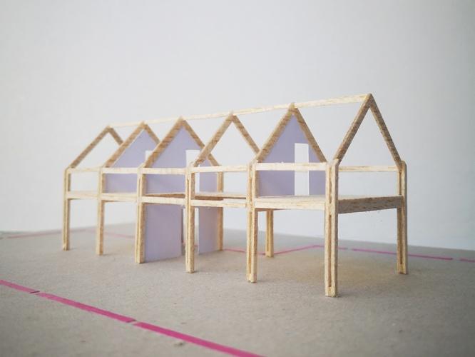 Construction d'une maison individuelle à Cenon : 14