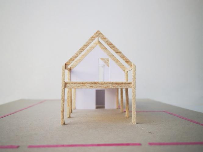 Construction d'une maison individuelle à Cenon : 16