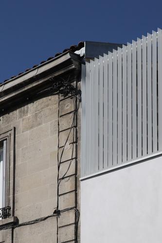 Construction d'une maison individuelle à Bordeaux