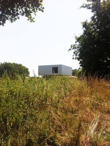 Construction d'une maison à Ayguemorte les Graves