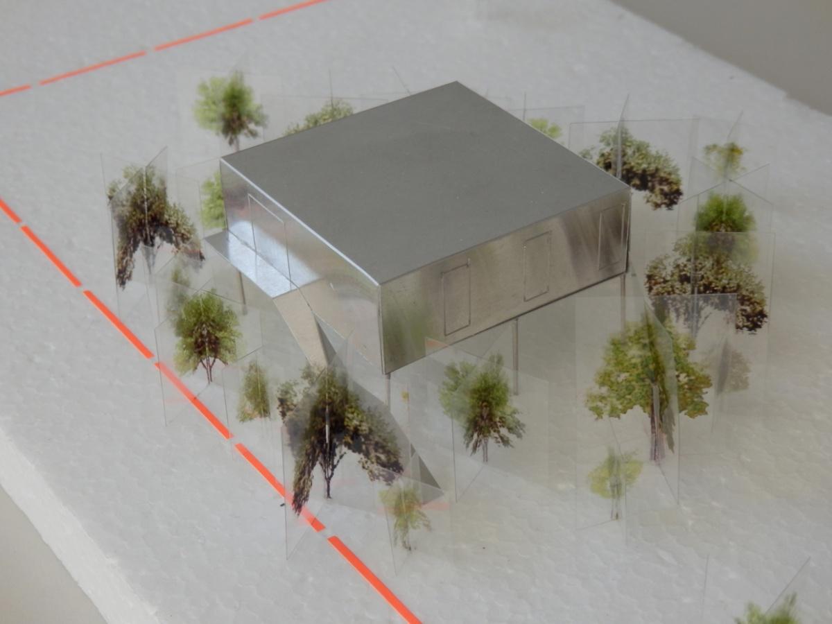 Construction d'une maison à Ayguemorte les Graves : AXO_1
