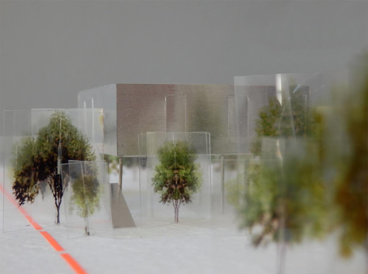 Construction d'une maison à Ayguemorte les Graves : ENTREE_1