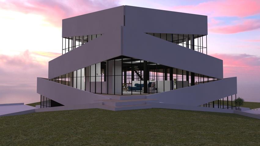 Villa : Vue 3