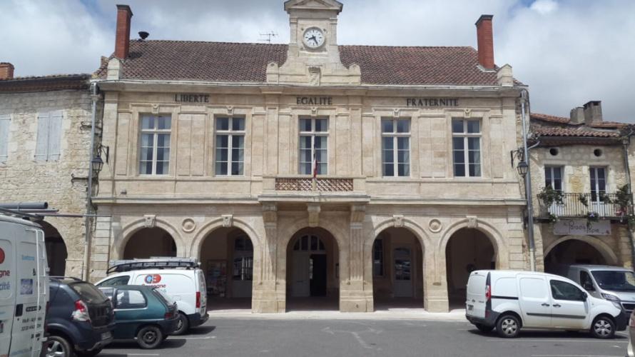 Mise en conformité d'une mairie