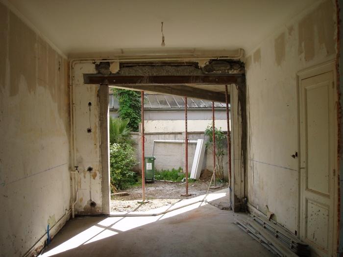 Villa Art Déco à Bordeaux Saint Augustin 2014 : 5