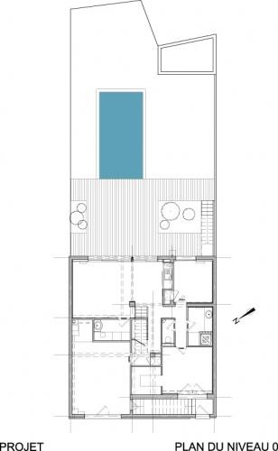 Immeuble à Talence : DET CARON TALENCE 6 04 09 1 P0