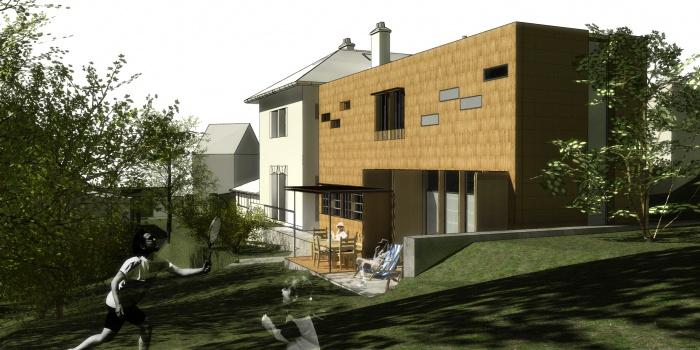 Extension en bois d'une maison en meulière : image_projet_mini_14417