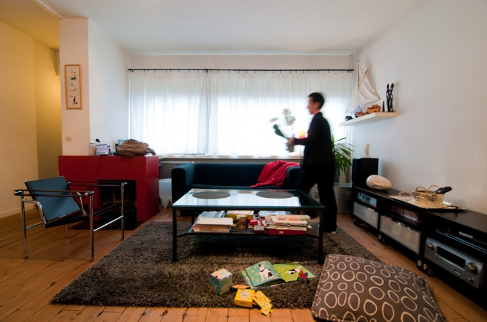 Remodelage d'une habitation conçue par Le Corbusier