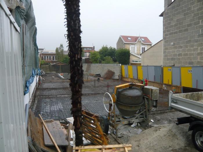 Construction d'une maison individuelle : P1050353.JPG