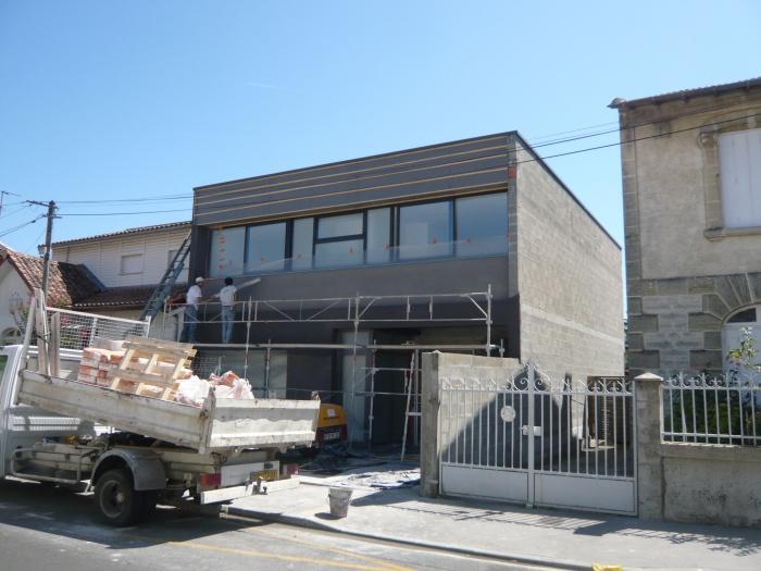 Construction d'une maison individuelle : P1080077.JPG