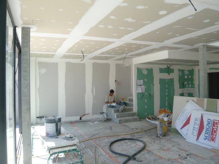 Construction d'une maison individuelle : P1080081.JPG