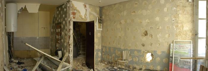 Création d'une habitation en plein coeur historique de Bordeaux : Reniere 04