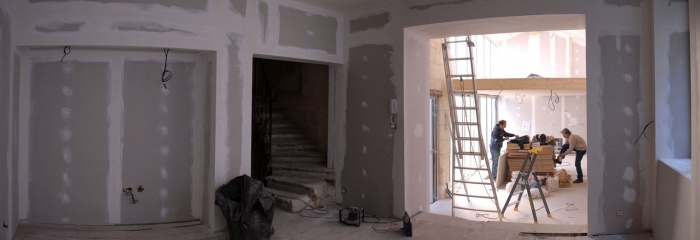Création d'une habitation en plein coeur historique de Bordeaux : Reniere 05