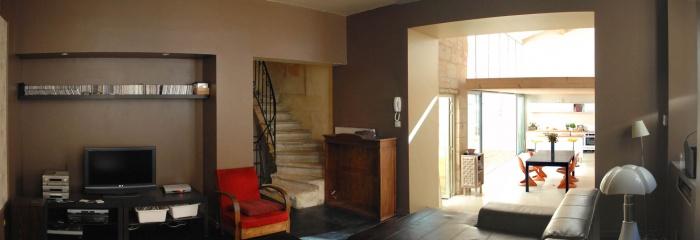 Création d'une habitation en plein coeur historique de Bordeaux : Reniere 06