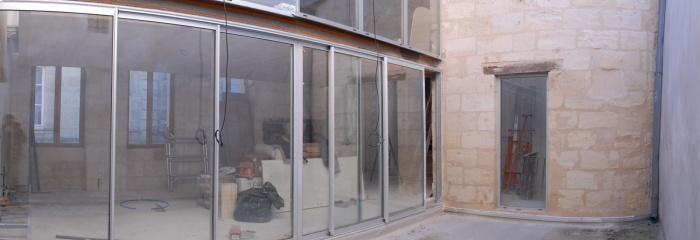 Création d'une habitation en plein coeur historique de Bordeaux : Reniere 11