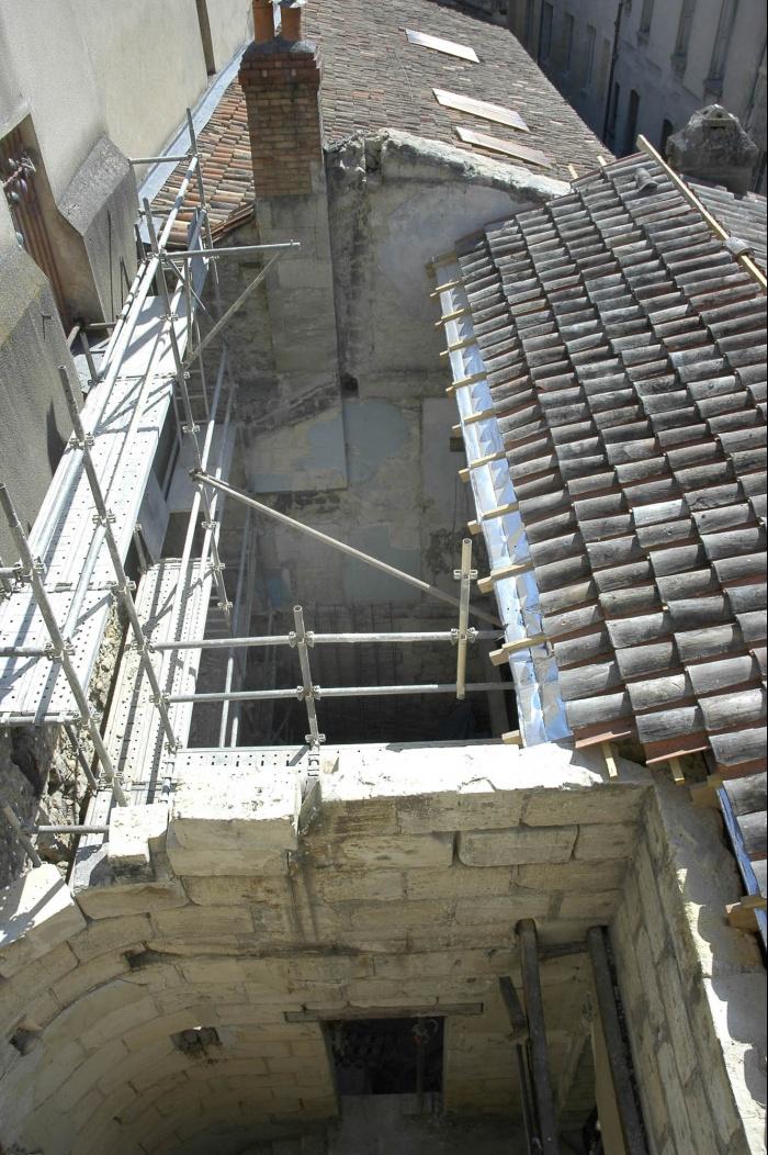 Création d'une habitation en plein coeur historique de Bordeaux : Reniere 18
