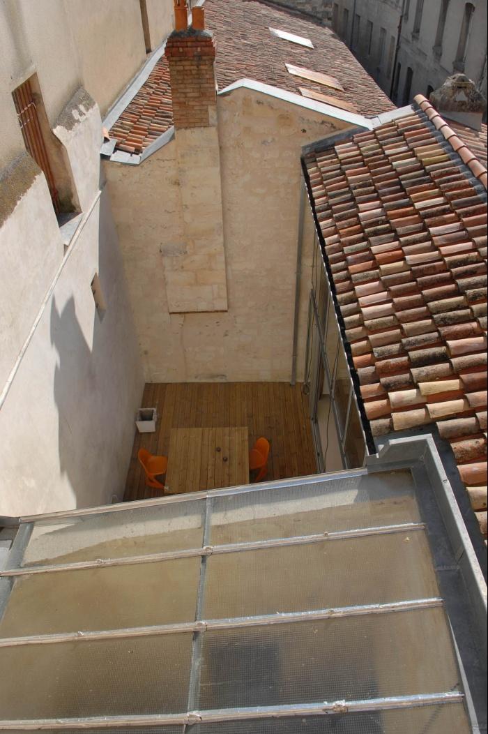 Création d'une habitation en plein coeur historique de Bordeaux